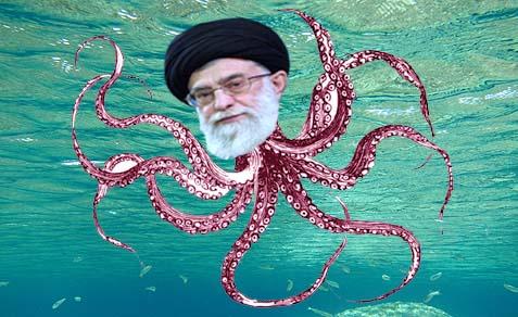 Ali_Khamenei_octupus