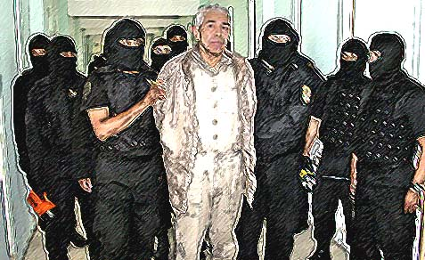 The U.S. is furious over the release of Mexican drug lord Rafael Caro Quintero.