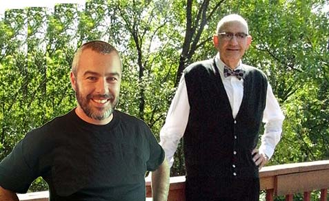 Walid Shantur and Yishai Fleisher