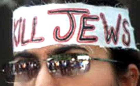 kill jews bandana