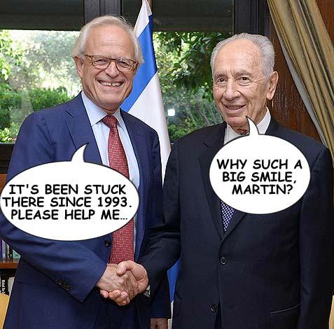 Martin and Shimon
