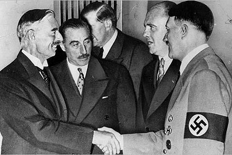 Chamberlain Hitler 611