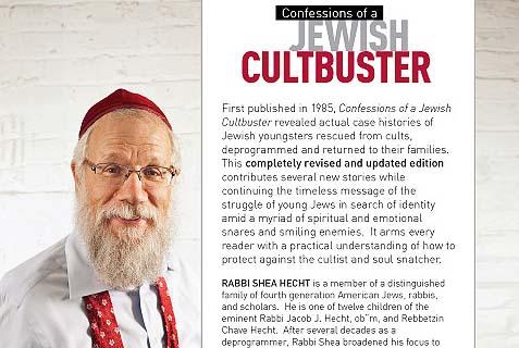 Jewish Cultbuster
