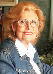 Levana Zamir – President of the International Association of Jews from Egypt.