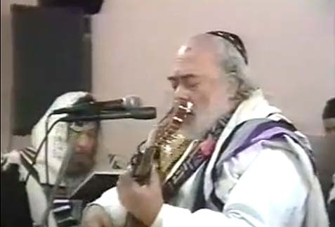 Shlomo's Last Hoshana Rabba