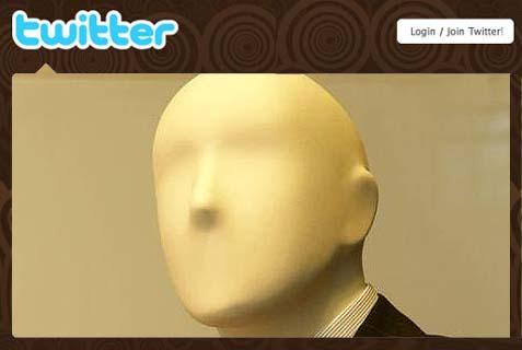 twitter faceless