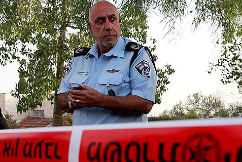 Jerusalem Police District chief Major General Niso Shaham has become the face of everything that's wrong with Israel's law enforcement agencies: brutal and uncouth, more like their counterparts in Cairo than in London.