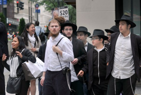 JEWISH LIFE IN NEW YORK