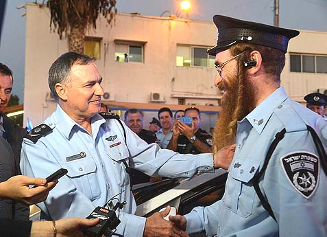 Now, that's a Jewish Policeman