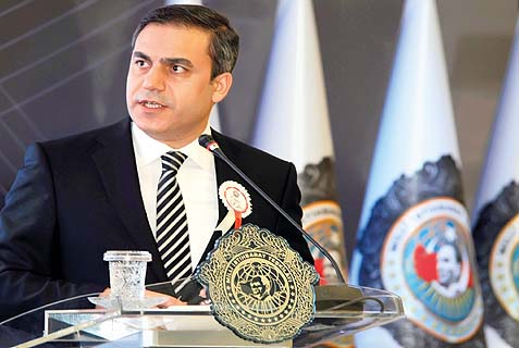 Turkish spy chief Hakan Fidan is basically an Iranian agent.