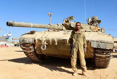 Corporal Mustafa Tabash