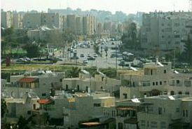 "Gilo, a neighborhood in southwestern Jerusalem, is referred to by leftist organizations such as 'Peace Now' as a ""settlement."" It is home to 40,000 residents, both Jews and non-Jews -- making it nearly double the size of the northern Negev city of Arad."