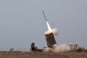 The Iron Dome was called on for the first time in 2013 to intercept a missile fired by terrorists in Sinai at Eilat.