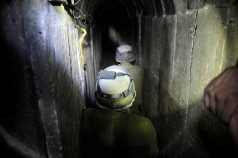 Terror Tunnel