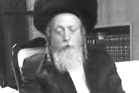 Rabbi Yakov Yitzchak Roth