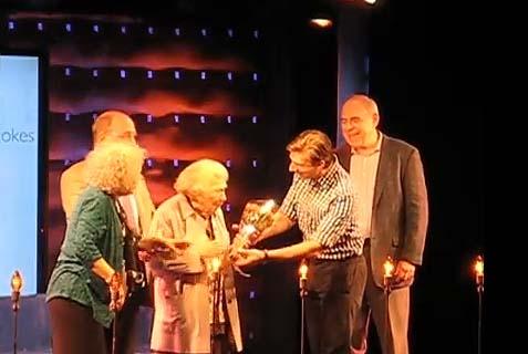 100-Year-Old Jewish Lady Telling Jokes