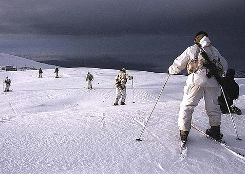 IDF Snow