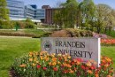 Brandeis University in Waltham, Massachusetts