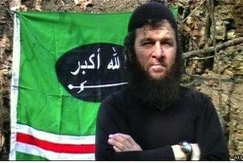 Doku Umarov, Islamic terrorist leader responsible for acts of terrorism in Russia