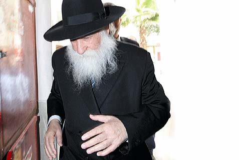 Rabbi Aminadav Krispin, 80, chief rabbi of the town of Kiryat Bialyk was acquitted of the charges against him.