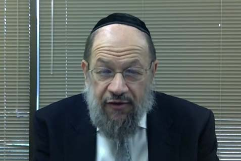 Rabbi Stulberger