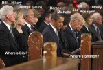 US Presidents and wives