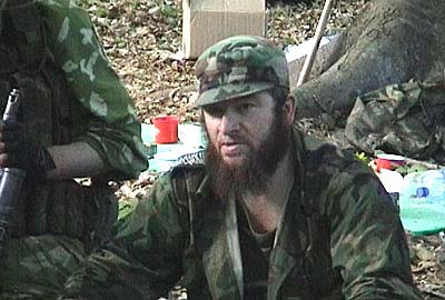 Muslim Chechen leader Doku Umarov wants to deny Russia the Winter Olympics.
