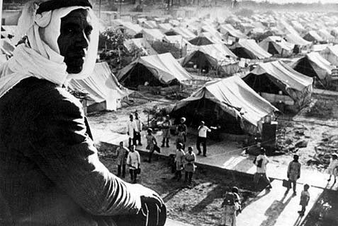 The actual number of the 1948/9 Palestinian refugees was 320,000,
