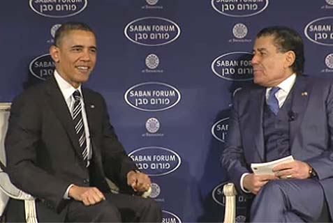 The Saban Center for Middle East Policy at Brookings hosted its 10th annual Saban Forum, with remarks by U.S. President Barack Obama.