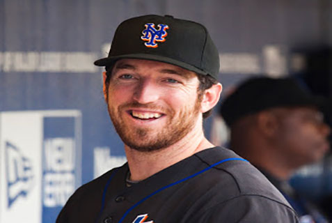 Ike Davis is one of only a handful of MLB players with a Jewish mother.