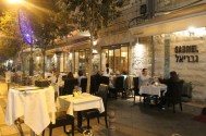 Gabriel, a top Jerusalem restaurant, is one of a number of restaurants that have switched over to the Jerusalem Rabbinate's new