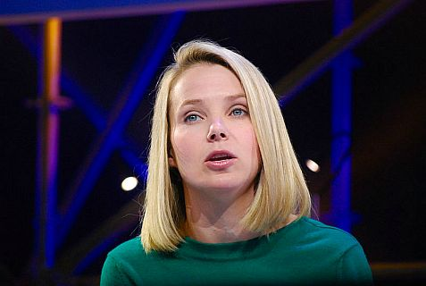 Yahoo CEO Marissa Mayer to visit Israel in July.