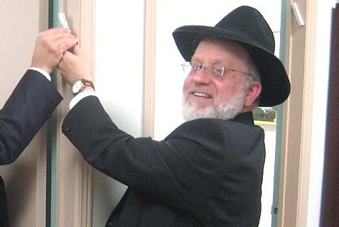 Rabbi Yehoshua Weber