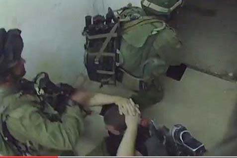 Rare footage shows Israeli elite combat soldiers in simulated raid on Hezbollah post.