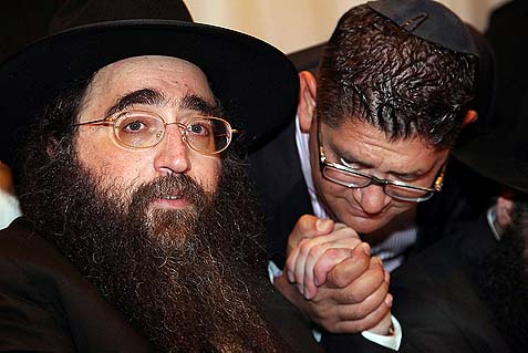 Rabbi Yoshiyahu Yosef Pinto is being accused of bribing a high ranking policeman. Pinto, a powerful Israeli Rabbi, is at the center of a scandal that's made headlines in Israel in recent weeks.