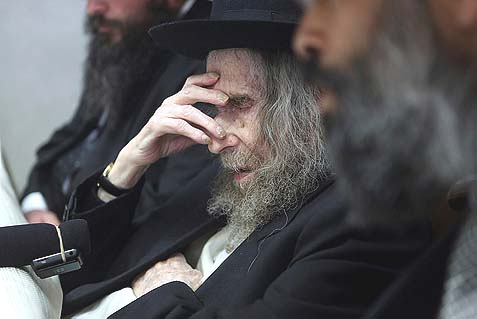 Rabbi Yehuda Leib Shteinman