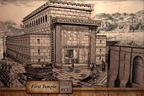 first temple