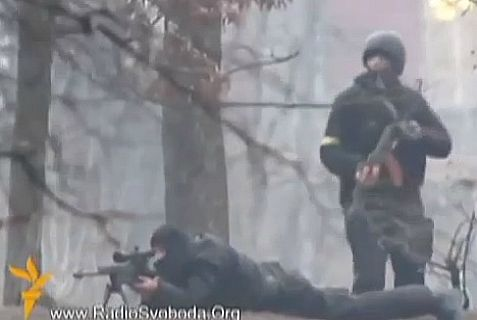 Kiev becomes the world's latest street war between protesters and governments.