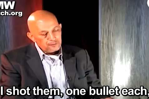 palestinian murderer
