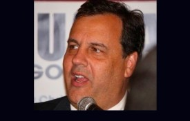 Chris Christie, Governor of New Jersey