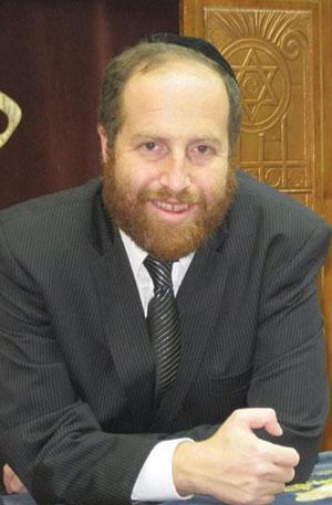 Rabbi Meir Haber