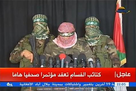 Hamas calls for revenge.