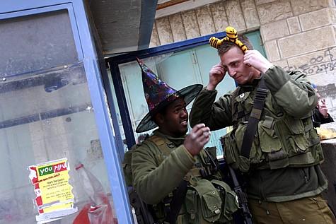 IDF Purim