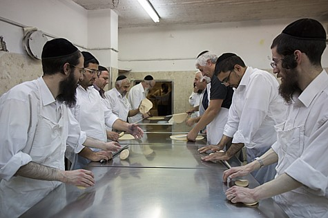 Matzah Making 2