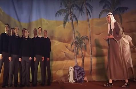 The Maccabeats - Les Misérables - Passover