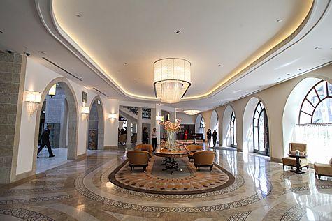 Waldorf Astoria Lobby 2