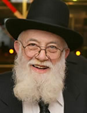 """Rav Noach Weinberg, zt""""l"""