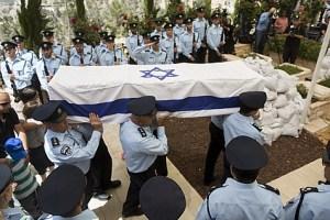 Baruch Mizrachi Funeral 4