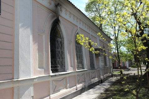 Nikolayev Synagogue Daylight