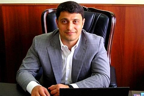 German Zakharyaev, president of the International Kavkazi Jewish STMEGI Foundation